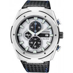 Buy Citizen Men's Watch Chrono Eco-Drive CA0157-01A