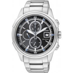 Citizen Men's Watch Chrono Eco-Drive CA0370-54E