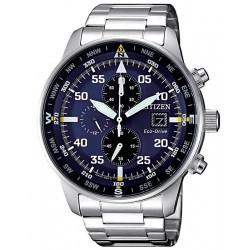Citizen Men's Watch Aviator Chrono Eco-Drive CA0690-88L