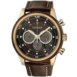 Citizen Men's Watch Metropolitan Chrono Eco-Drive CA4037-01W