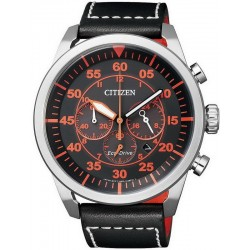 Buy Citizen Men's Watch Aviator Chrono Eco-Drive CA4210-08E