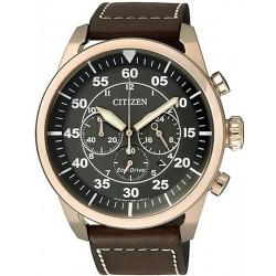 Citizen Men's Watch Aviator Chrono Eco-Drive CA4213-00E