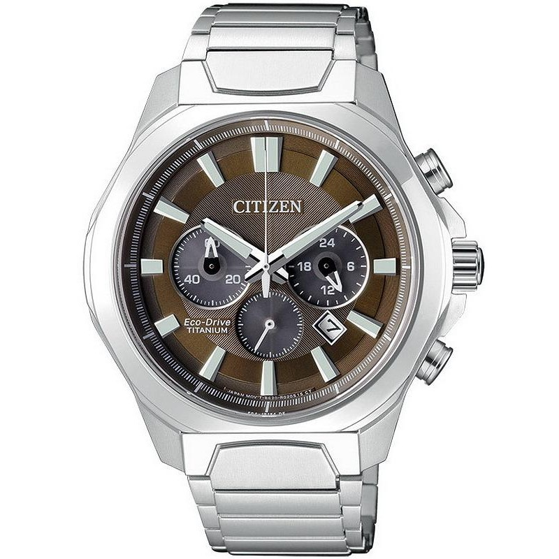 ee7eaa9e5 Citizen Men's Watch Super Titanium Chrono Eco-Drive CA4320-51W