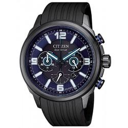 Citizen Men's Watch Chrono Racing Eco-Drive CA4385-12E