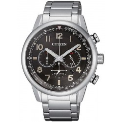 Citizen Men's Watch Military Chrono Eco-Drive CA4420-81E