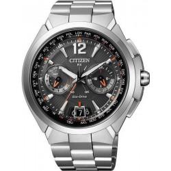Buy Citizen Men's Watch Satellite Wave Chrono Eco-Drive CC1090-52E