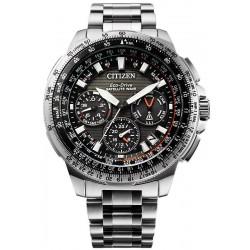 Buy Citizen Men's Watch Satellite Wave GPS Promaster Titanium CC9020-54E