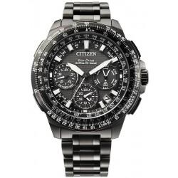 Buy Citizen Men's Watch Satellite Wave GPS Promaster Titanium CC9025-51E
