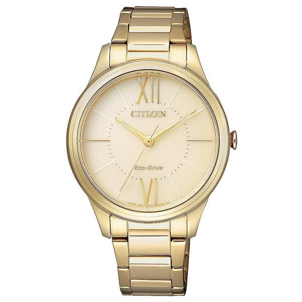 Buy Citizen Women's Watch Eco-Drive EM0412-52P