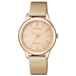 Citizen Women's Watch Lady Eco-Drive EM0503-83X