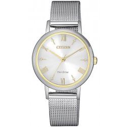 Citizen Women's Watch Lady Eco-Drive EM0574-85A