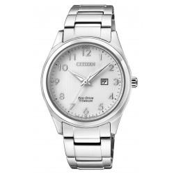 Buy Citizen Men's Watch Super Titanium Eco-Drive EW2470-87A