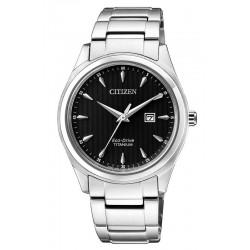 Buy Citizen Men's Watch Super Titanium Eco-Drive EW2470-87E
