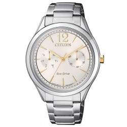 Citizen Women's Watch Lady Eco-Drive FD4024-87A Multifunction