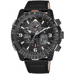 Citizen Men's Watch Radio Controlled Skyhawk JY8085-14H