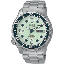 Buy Citizen Men's Watch Promaster Diver's Automatic 200M NY0040-50W