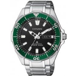 Citizen Men's Watch Promaster Diver's Automatic Super Titanium 200M NY0071-81E