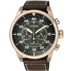 Buy Citizen Men's Watch Aviator Chrono Eco-Drive CA4213-00E