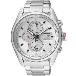 Buy Citizen Men's Watch Chrono Eco-Drive CA0360-58A