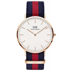 Daniel Wellington Men's Watch Classic Oxford 40MM DW00100001