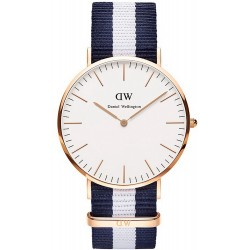 Daniel Wellington Men's Watch Classic Glasgow 40MM DW00100004