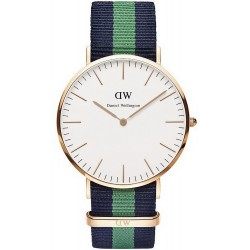 Daniel Wellington Men's Watch Classic Warwick 40MM DW00100005