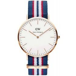 Daniel Wellington Men's Watch Classic Belfast 40MM 0113DW
