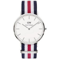 Buy Daniel Wellington Men's Watch Classic Canterbury 40MM DW00100016