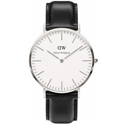 Buy Daniel Wellington Men's Watch Classic Sheffield 40MM DW00100020