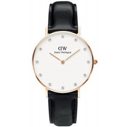 Buy Daniel Wellington Women's Watch Classic Sheffield 34MM DW00100076