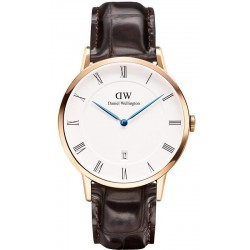 Buy Daniel Wellington Men's Watch Dapper York 38MM DW00100085