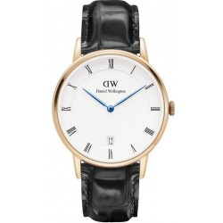 Daniel Wellington Unisex Watch Dapper Reading 34MM DW00100118