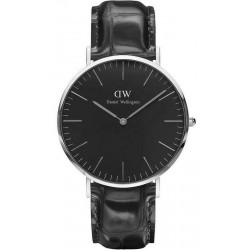Buy Daniel Wellington Men's Watch Classic Black Reading 40MM DW00100135