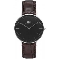 Buy Daniel Wellington Unisex Watch Classic Black York 36MM DW00100146