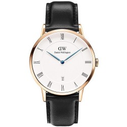 Buy Daniel Wellington Men's Watch Dapper Sheffield 38MM DW00100084