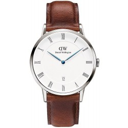 Buy Daniel Wellington Men's Watch Dapper St Mawes 38MM DW00100087