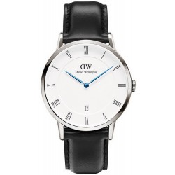 Buy Daniel Wellington Men's Watch Dapper Sheffield 38MM DW00100088