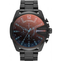 Buy Diesel Men's Watch Mega Chief Chronograph DZ4318