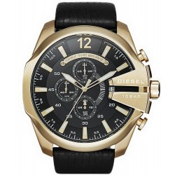 Diesel Men's Watch Mega Chief DZ4344 Chronograph