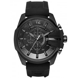 Buy Diesel Men's Watch Mega Chief Chronograph DZ4378