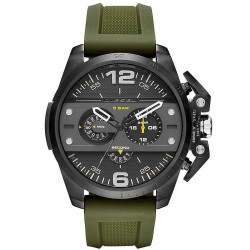 Buy Diesel Men's Watch Ironside DZ4391 Chronograph