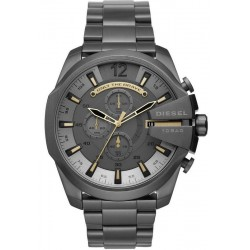 Diesel Men's Watch Mega Chief Chronograph DZ4466