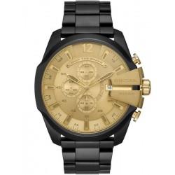 Diesel Men's Watch Mega Chief DZ4485 Chronograph