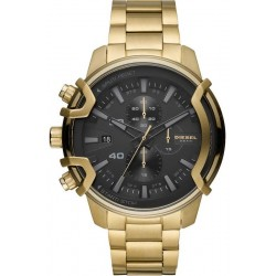 Buy Diesel Men's Watch Griffed Chronograph DZ4522