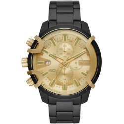 Buy Diesel Men's Watch Griffed Chronograph DZ4525