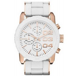 Diesel Women's Watch Double Down DZ5323 Chronograph