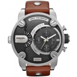 Buy Diesel Men's Watch Little Daddy DZ7264 Dual Time Chronograph