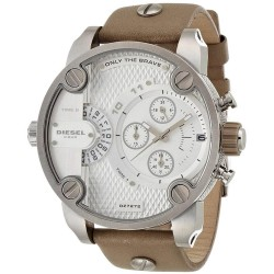 Buy Diesel Men's Watch Little Daddy DZ7272 Dual Time Chronograph