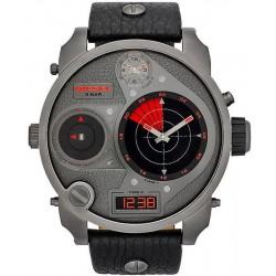 Diesel Men's Watch Mr. Daddy - RDR 4 Time Zones DZ7297