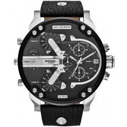 Diesel Men's Watch Mr. Daddy Chronograph 4 Time Zones DZ7313